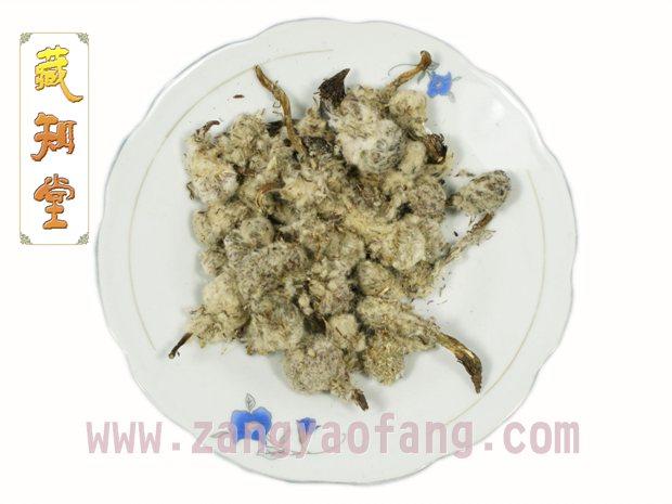 西藏白雪莲花