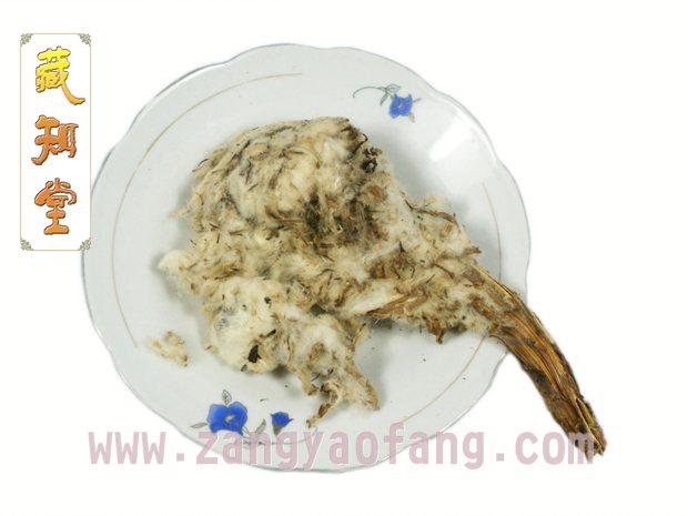 西藏大雪莲花